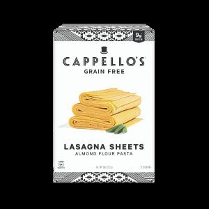 Cappellos Lasagna Sheets