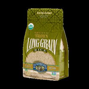 Lundberg Long Grain Organic Brown Rice