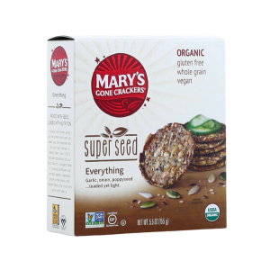 Mary's Gone Super Seed Cracker