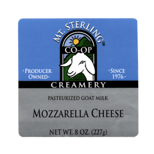 Mt. Sterling Goat Cheese